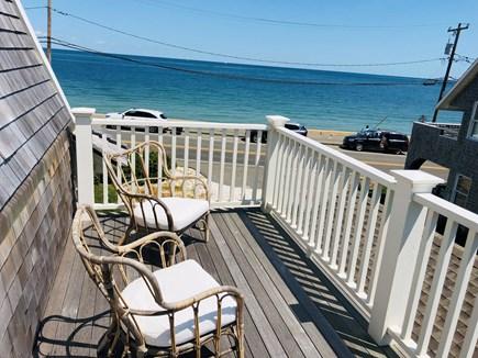 Oak Bluffs Martha's Vineyard vacation rental - Deck off Master Bedroom