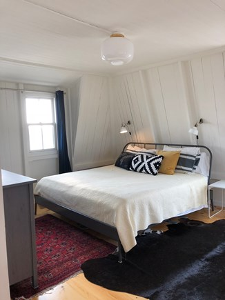Oak Bluffs Martha's Vineyard vacation rental - Upstairs Master bedroom with king-sized bed