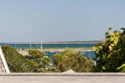 Edgartown Martha's Vineyard vacation rental - Distant Water Views Of Edgartown Harbor