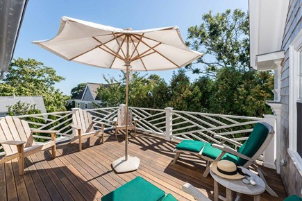Edgartown Martha's Vineyard vacation rental - Private Master Deck Opens From Bedroom