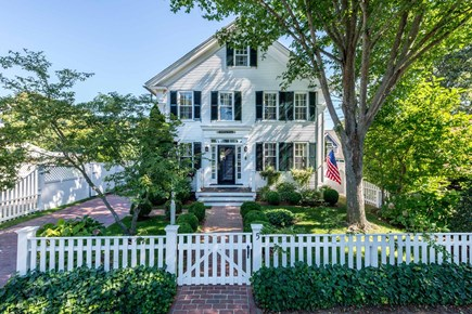 Edgartown Martha's Vineyard vacation rental - Luxury Retreat Sits Majestically Along A Quiet Tree-Lined Street