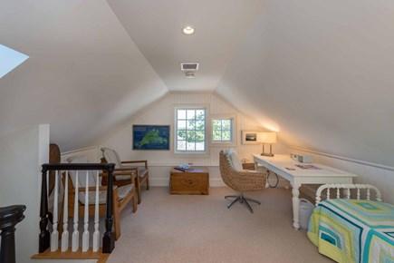 Edgartown Martha's Vineyard vacation rental - Bedroom Suite #4 - Double Bed, Water View, Private Bath
