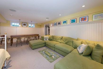 Edgartown Martha's Vineyard vacation rental - View Across TV/Family Room