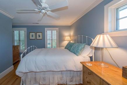 Edgartown Martha's Vineyard vacation rental - Bedroom 3 - Queen Bed. Second Floor