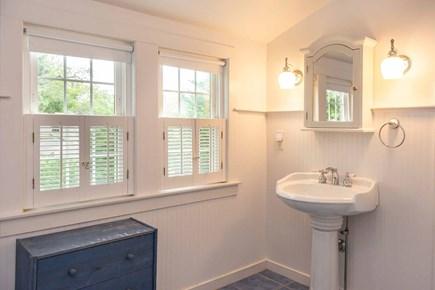 Edgartown Martha's Vineyard vacation rental - Bathroom 2 Has Tub and Shower Combination - Second Floor