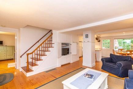 Edgartown Martha's Vineyard vacation rental - Open Living Room