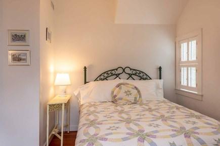 Edgartown Martha's Vineyard vacation rental - Bedroom 3 Has Queen Bed and Vaulted Ceilings - Second Floor