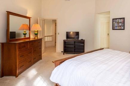 Vineyard Haven Martha's Vineyard vacation rental - Master Suite Has TV and Private Bath - Second Floor