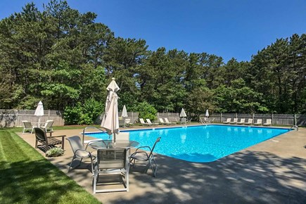Vineyard Haven Martha's Vineyard vacation rental - Association Pool with Lounging Area - Unheated