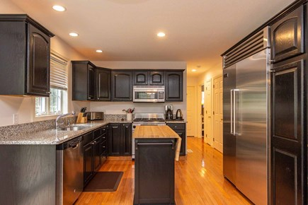 Vineyard Haven Martha's Vineyard vacation rental - Kitchen Has Granite Counters, Stainless Appliances