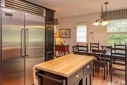 Vineyard Haven Martha's Vineyard vacation rental - Open Kitchen & Dining Area