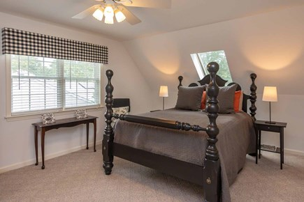 Vineyard Haven Martha's Vineyard vacation rental - Bedroom 3 Has Queen Four Poster Bed - 2nd Floor