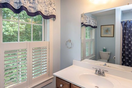 Vineyard Haven Martha's Vineyard vacation rental - Bathroom 3 Has Shower - 2nd Floor