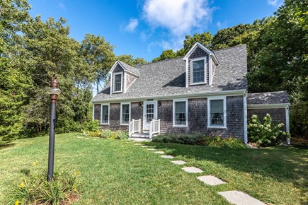 Vineyard Haven Martha's Vineyard vacation rental - Classic Cape With Modern Style