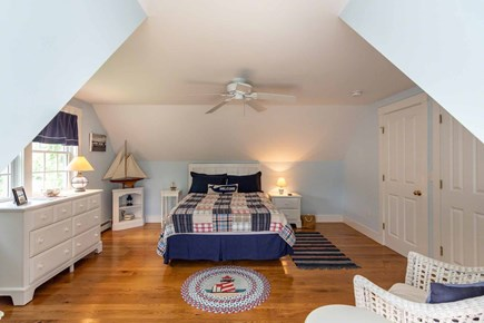 Vineyard Haven Martha's Vineyard vacation rental - Bedroom 3 Has Queen Bed - 2nd Floor
