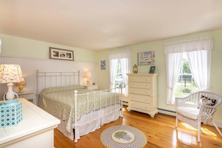 Vineyard Haven Martha's Vineyard vacation rental - Master Bedroom Suite Has King Bed and Private Bath