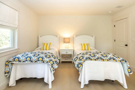 West Tisbury Martha's Vineyard vacation rental - Bedroom 4 Has Two Twin Beds - 2nd Floor