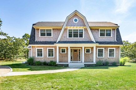 West Tisbury Martha's Vineyard vacation rental - Beach Gambrel At Long Point