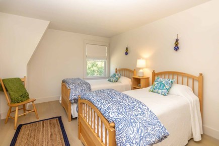 West Tisbury Martha's Vineyard vacation rental - Bedroom 3 Has Two Twin Beds - 2nd Floor