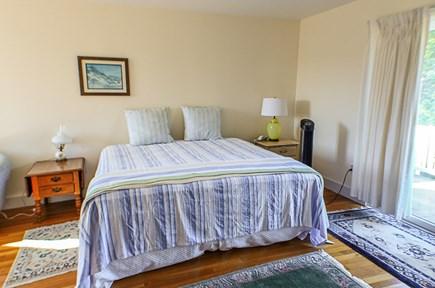 Oak Bluffs, East Chop Martha's Vineyard vacation rental - Master Bedroom