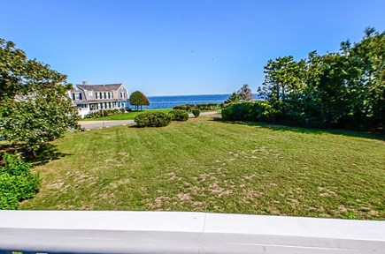 Oak Bluffs, East Chop Martha's Vineyard vacation rental - View from the deck
