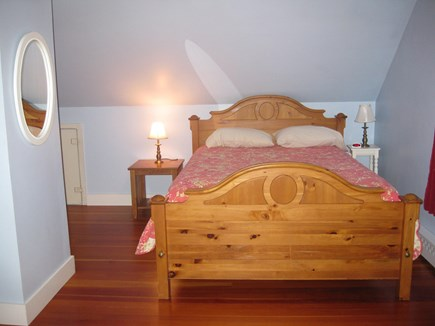 Edgartown Martha's Vineyard vacation rental - Second floor bedroom with queen bed.