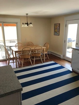 Edgartown Martha's Vineyard vacation rental - Sitting inside or on the cozy porch.