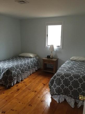 Chappaquiddick Martha's Vineyard vacation rental - Bedroom #2 Twin Beds