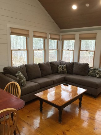 Chappaquiddick Martha's Vineyard vacation rental - Living Area