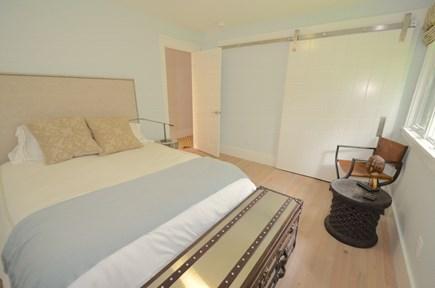 Oak Bluffs Martha's Vineyard vacation rental - First floor bedroom with queen bed