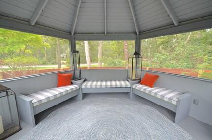 Oak Bluffs Martha's Vineyard vacation rental - Screened in gazebo