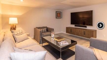 Oak Bluffs Martha's Vineyard vacation rental - Lower level living area