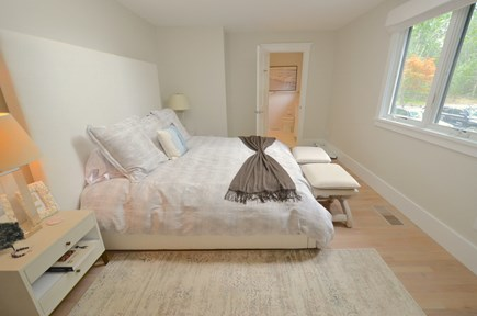 Oak Bluffs Martha's Vineyard vacation rental - First floor en suite with king bed