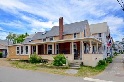 Oak Bluffs Martha's Vineyard vacation rental - Cottage is on a corner lot with onsite parking