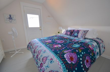 Oak Bluffs Martha's Vineyard vacation rental - Master bedroom with access to 2nd floor porch