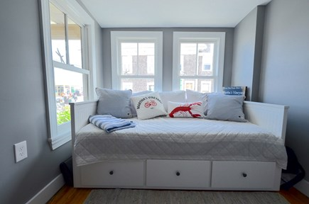 Oak Bluffs Martha's Vineyard vacation rental - 1st floor bedroom / daybed opens to queen size bed