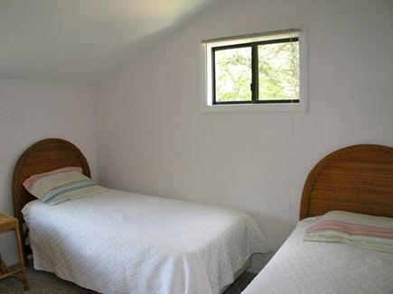 Katama - Edgartown Martha's Vineyard vacation rental - Bedroom with twins