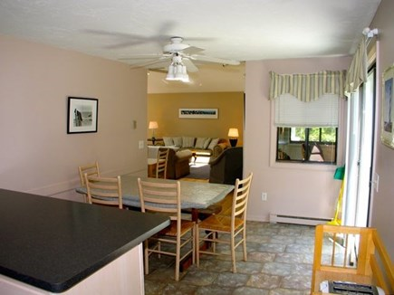 Katama - Edgartown Martha's Vineyard vacation rental - Dining and kitchen
