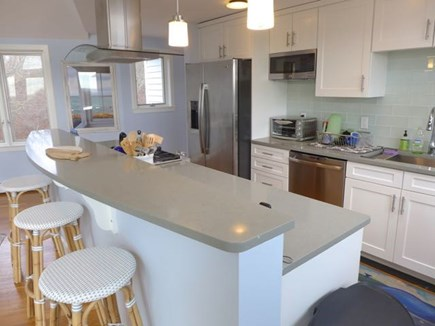Chilmark Martha's Vineyard vacation rental - Updated kitchen