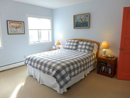 Chilmark Martha's Vineyard vacation rental - First floor bedroom with queen