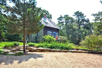 West Tisbury Martha's Vineyard vacation rental - Lush summer, photographed by previous owner
