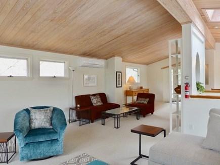 West Tisbury Martha's Vineyard vacation rental - Beautiful designed living room.