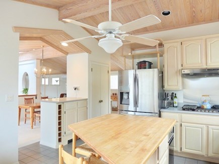 West Tisbury Martha's Vineyard vacation rental - Completely equipped kitchen with open access to the living areas.