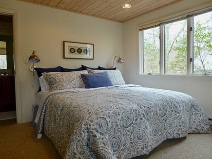West Tisbury Martha's Vineyard vacation rental - Wonderful bedroom with lots of windows