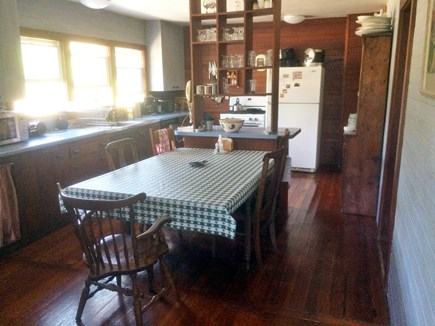 Chilmark Martha's Vineyard vacation rental - Dining area