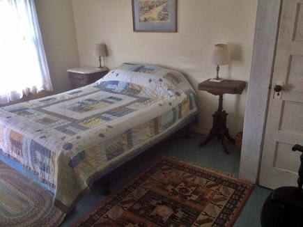 Chilmark Martha's Vineyard vacation rental - Bedroom 1,Queen bed all linens included.