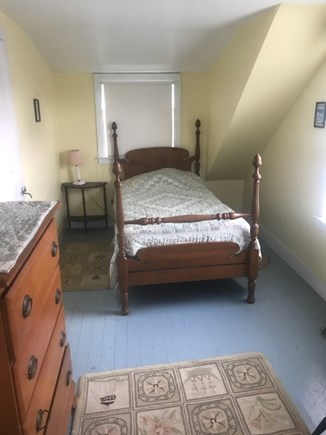 Chilmark Martha's Vineyard vacation rental - Bedroom 4, upstairs  All linen included.