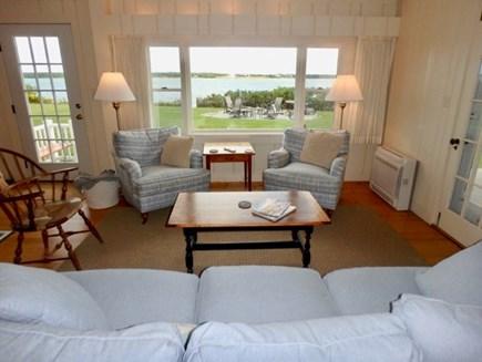 Katama - Edgartown, Edgartown Martha's Vineyard vacation rental - Comfortable living room perfect for lounging or entertaining.