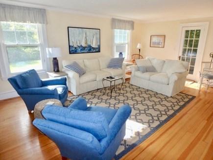 Katama - Edgartown, Edgartown Martha's Vineyard vacation rental - Great entertaining areas!
