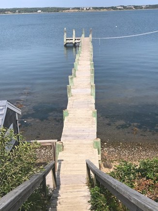 Katama - Edgartown, Edgartown Martha's Vineyard vacation rental - Dock for swimming and boating